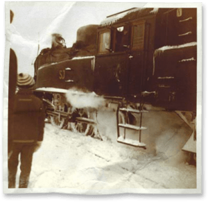 skarvruet hotel tänndalen funäsdalen funäsjällen härjedalen jämtland history train hede winter