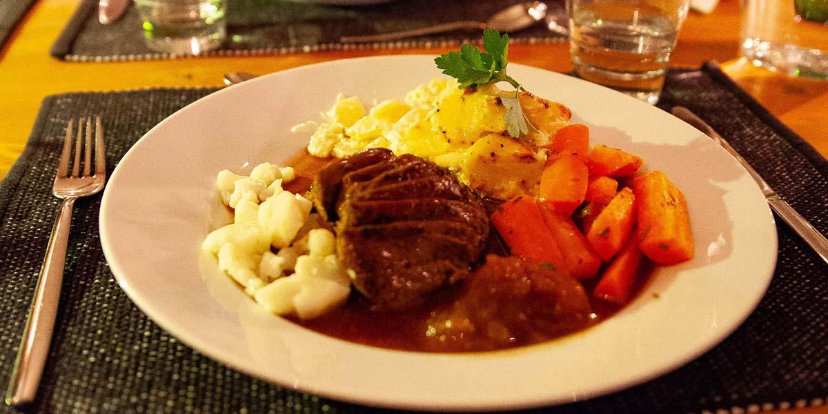 skarvruet hotel tänndalen funäsdalen funäsjällen härjedalen jämtland restaurant local food